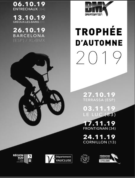 Calendrier Vae 2020.Calendrier Cyclocross Ffc Region Sud Paca