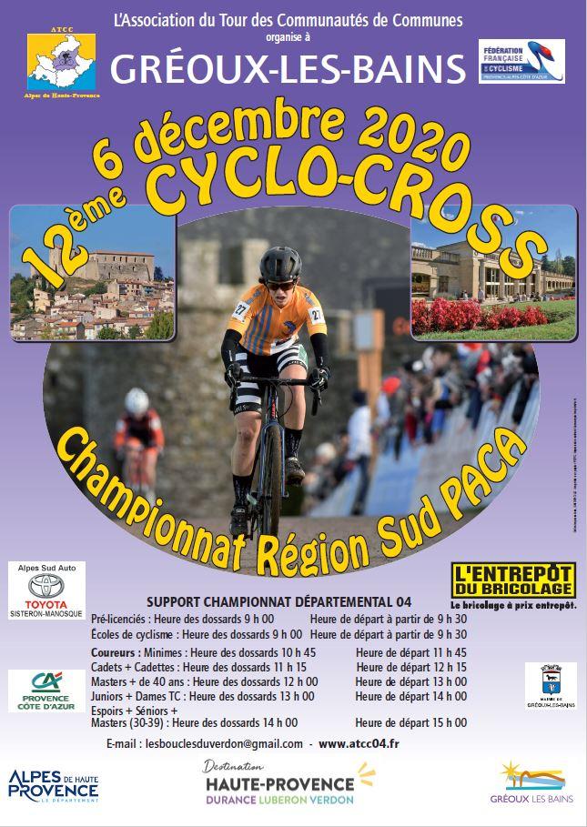 Calendrier Cyclotourisme 2021 Rhone Alpes CALENDRIER CYCLOCROSS – FFC Région Sud PACA